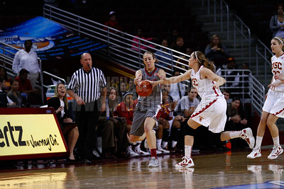 USC vs WSU Pac12 Tournament 03/08/12