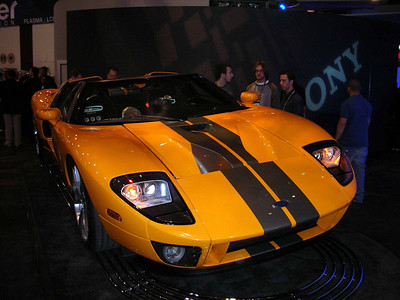CES 2006 Show Cars