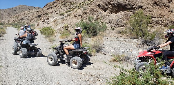 6-17-19 Eldorado Canyon ATV/RZR & Goldmine Tour