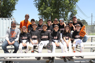 2014 Albany Giants Team Photo