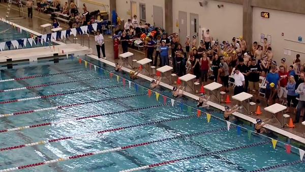 february 28. 2015 swim meet