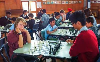 2014 Inter School Chess Competition