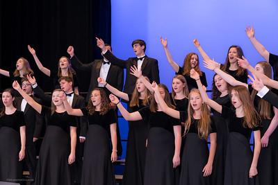 MS/US Spring Choral Concert 2019