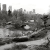 Central Park South III _ bw
