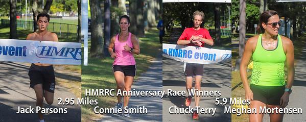 HMRRC Anniversary Run