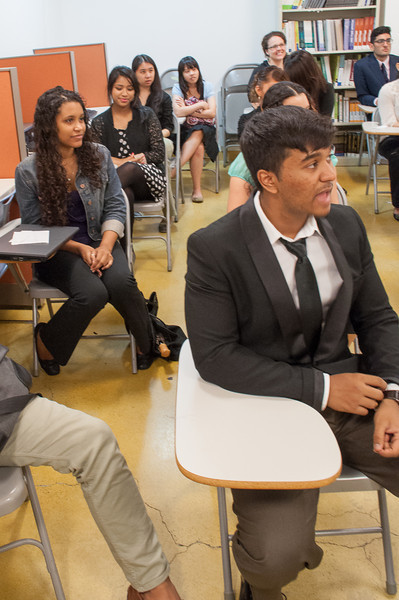 ITCP Students visit Per Scholas