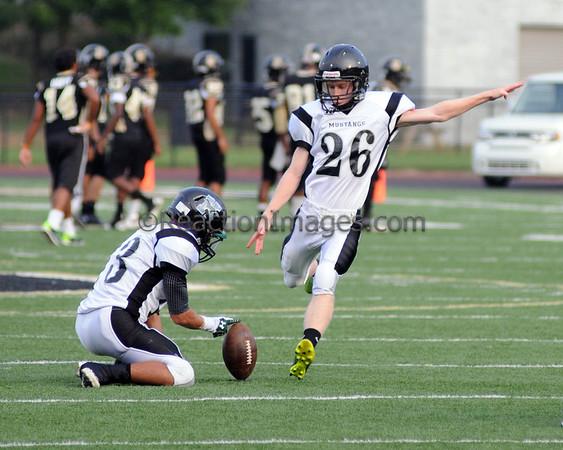 2013 KMHS Varsity Football v Sprayberry (8-30-13)