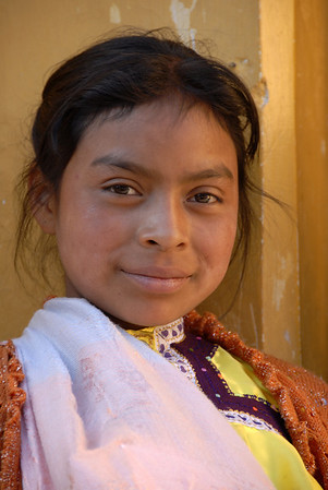 Faces of Chiapas