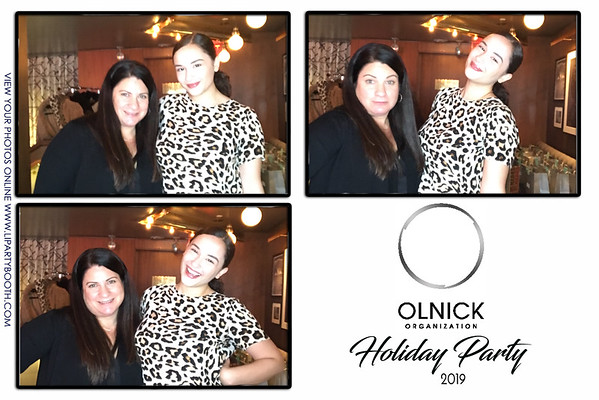 Olnick Organization Holiday Party 2019
