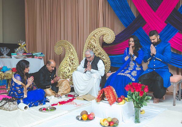 Lalit Sharma Family Sangeet