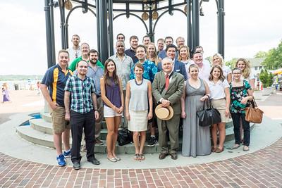 August 1, 2015 Alumni Weekend