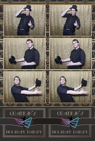 Quadric Holiday Party SF 2019