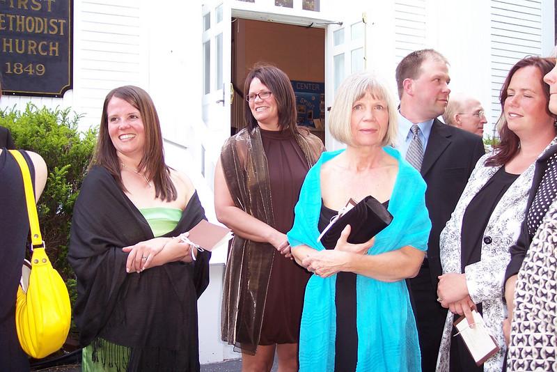 Megan, Kelly, Kathy, Erin, and Bronwen