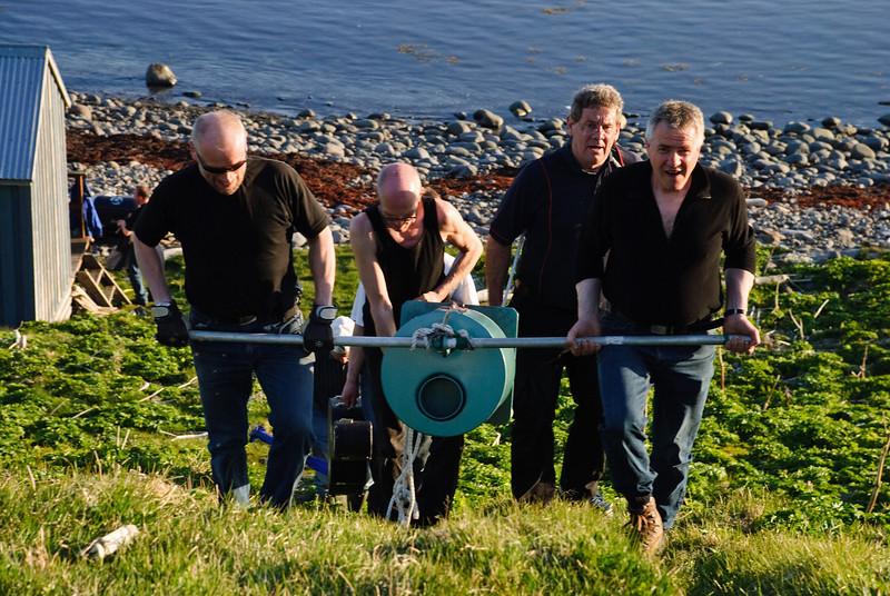 Rikki, Frímann og Hagalín