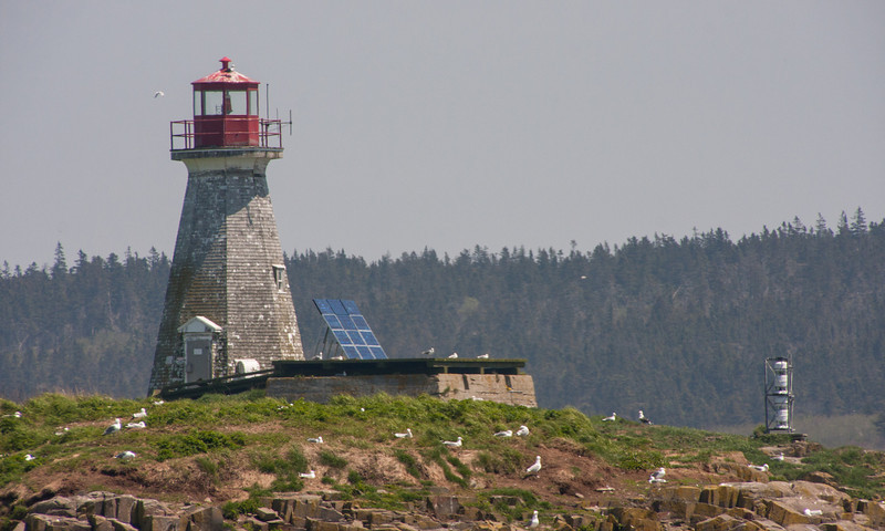 Peter Island Light