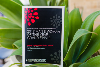 060217 - LLS Man & Woman of the Year 2017