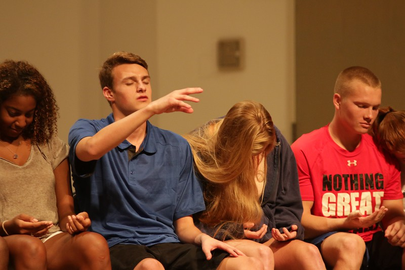 On Friday night, September 30th at 8:00 PM, Hypnotist Thomas Bresadola hypnotised multiple Gardner-Webb students providing a night of laughs for all in attendance.