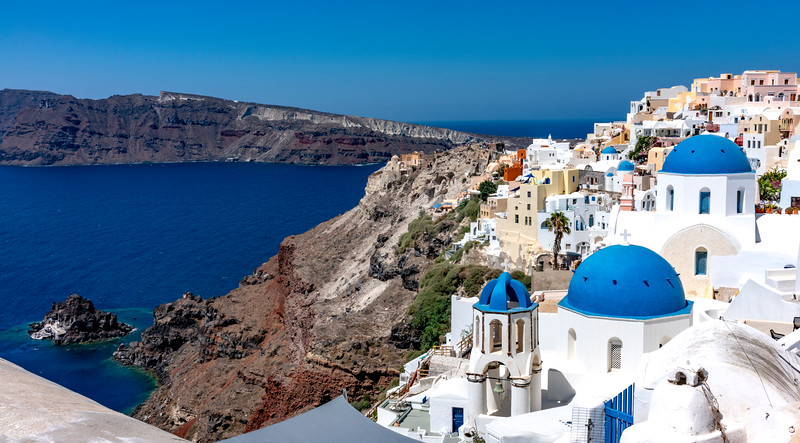Island of Santorini, Greece