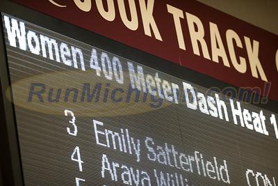 WHAC Indoor Track 2017 - 400 M Dash