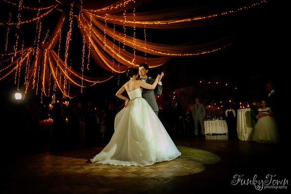 Reception - Speeches & First Dances