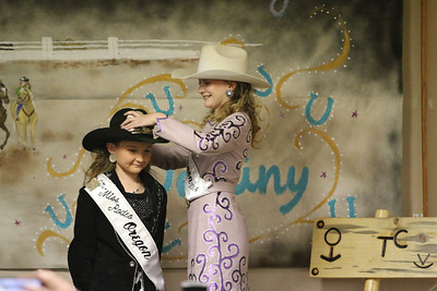 2015 Jr. Miss Rodeo Oregon Coronation
