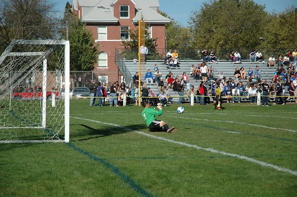 Men's Soccer Oct 15th