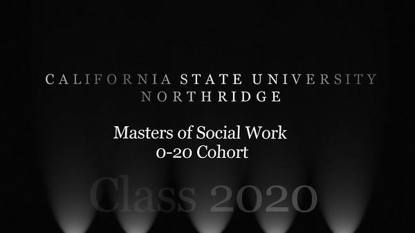 CSUN Class 2020