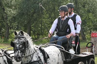 NK2018 Anneke en Niels kampioen