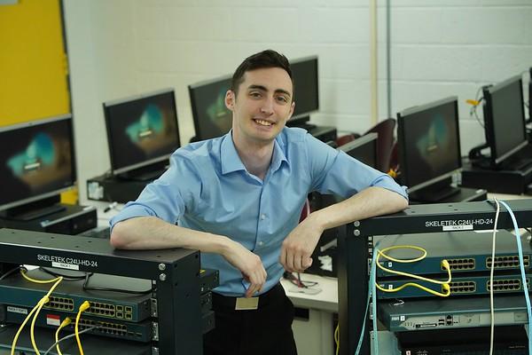 The Graduate School of Technology.  Boris Volovik and Joshua Josephs