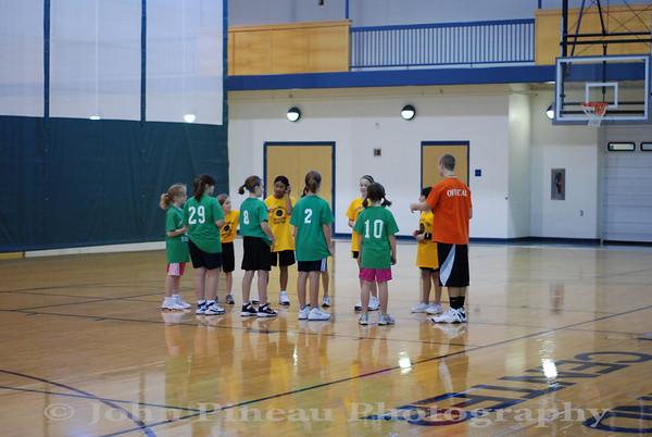 2009-12-12 Girls Basketball - South Portland Rec