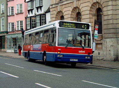 Volvo B10B / Plaxton Verde