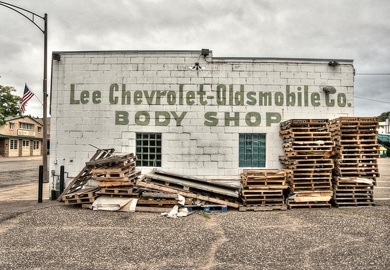 Cannon Falls Body Shop
