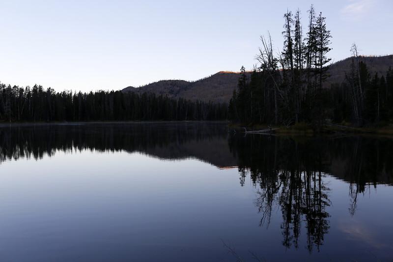 Day 3: starting with Sylvan Lake