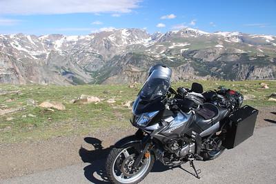 'Bighorns-Black Hills Ramble' WY-SD AT Trip  July 12-21, 2019