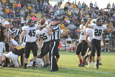 Football vs. Waynedale