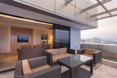 DoubleTree By Hilton Kuala Lumpur (Terrace Suite)