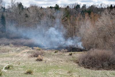 Northridge Brush Fire