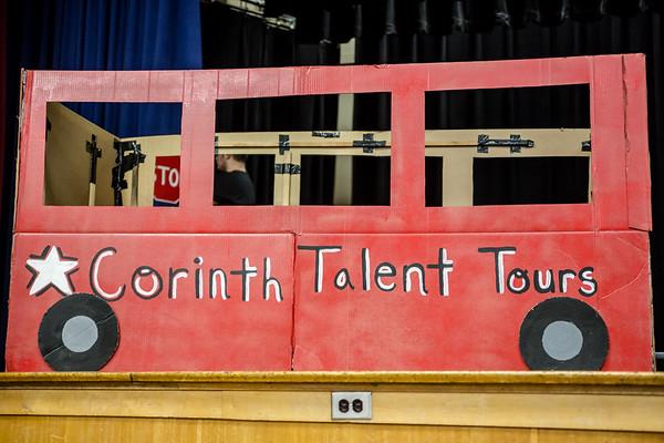 Corinth Talent Tours (2017)