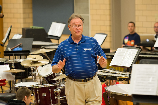 Band Camp - Baird Hall Practice