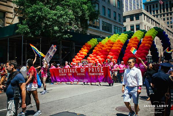 NYC Pride March 2016