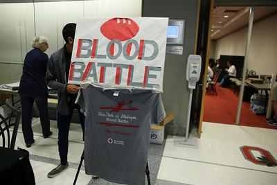 2016 Blood Battle Kickoff