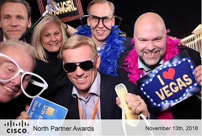 Cisco North Partner Awards 2018