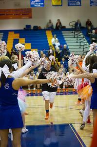 Lady Bruins Vs Heritage 7 Feb 2013