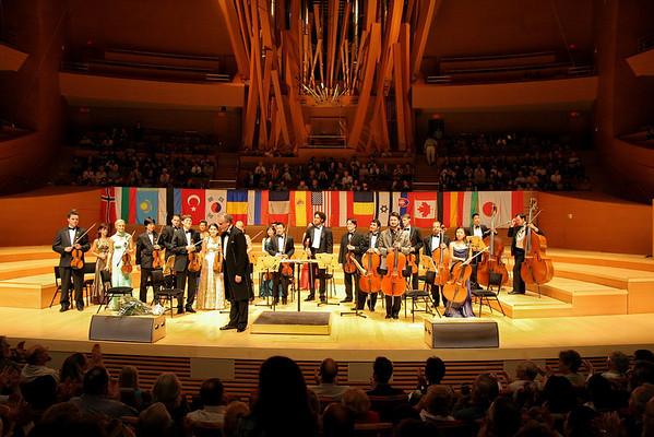 Disney Hall Concert