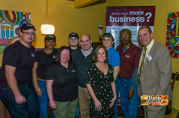 Newks and BNI Networking Event