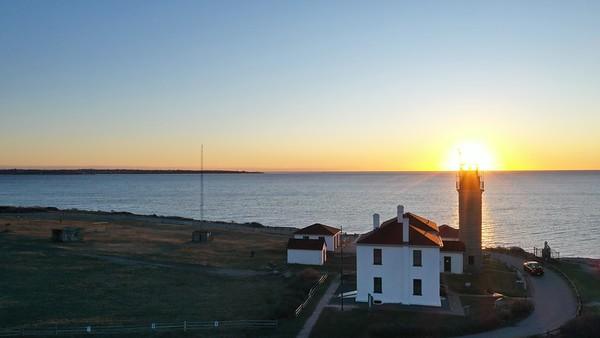 Beavertail Sunrise