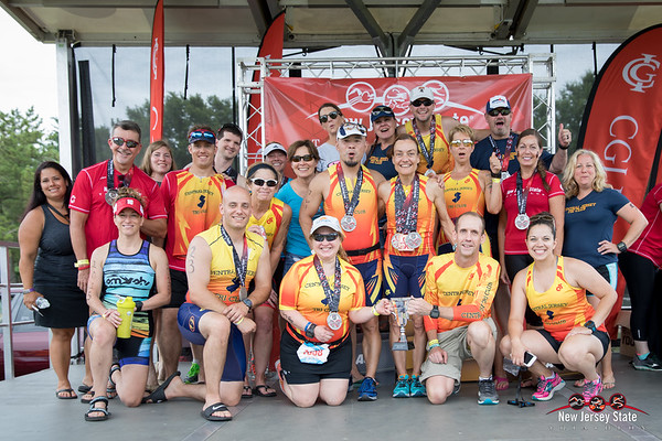 Awards - New Jersey State Triathlon - Olympic - 2017