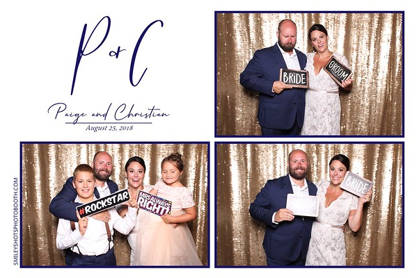 Paige & Christian Wedding