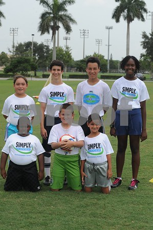 Simply Soccer Camp 7/27-7/31/15