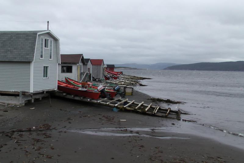 Lark Harbour, Newfoundland, Canada